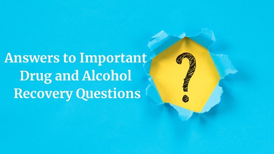 alcohol questions and answers
